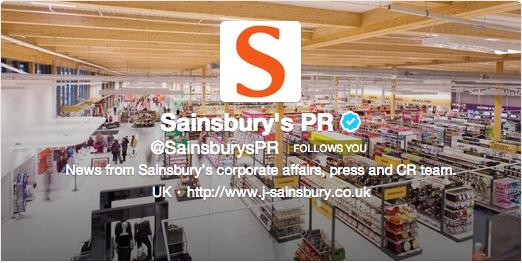 @SainsburysPR